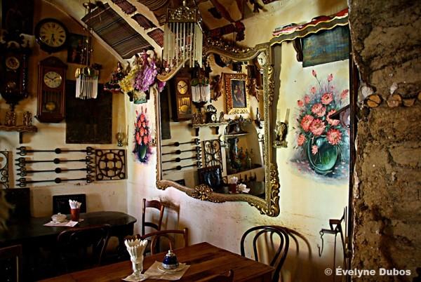 Meal break - La Paz - Bolivia -