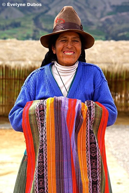 """""""Oooh...You make me laugh...""""  (Peru)"""
