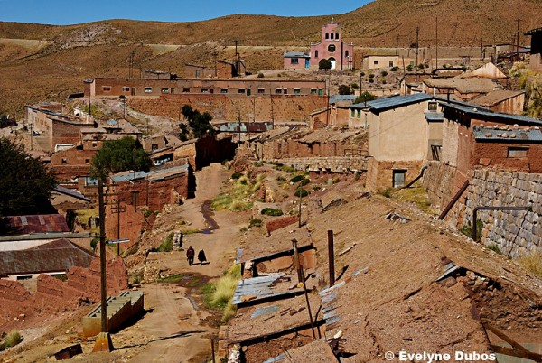 Ghost city  (Bolivia)
