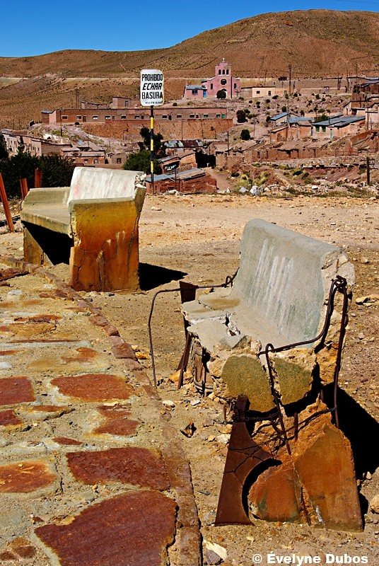 Ghost city  -2-   (Bolivia)