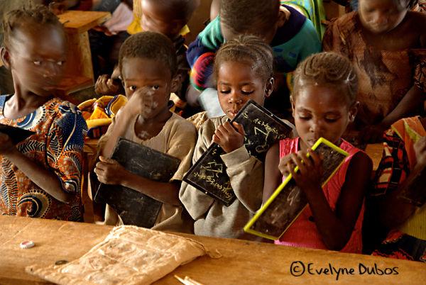 So studious... (Burkina Faso)