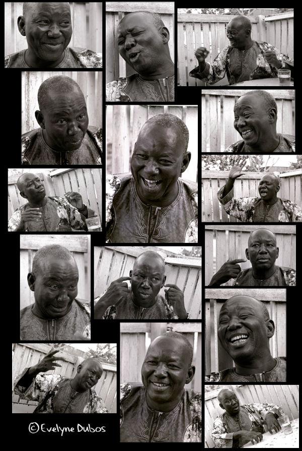 LASSAN CONGO - Chorégraphe et philosophe -