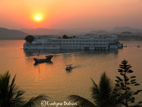 Evening softness. (Udaipur-India)