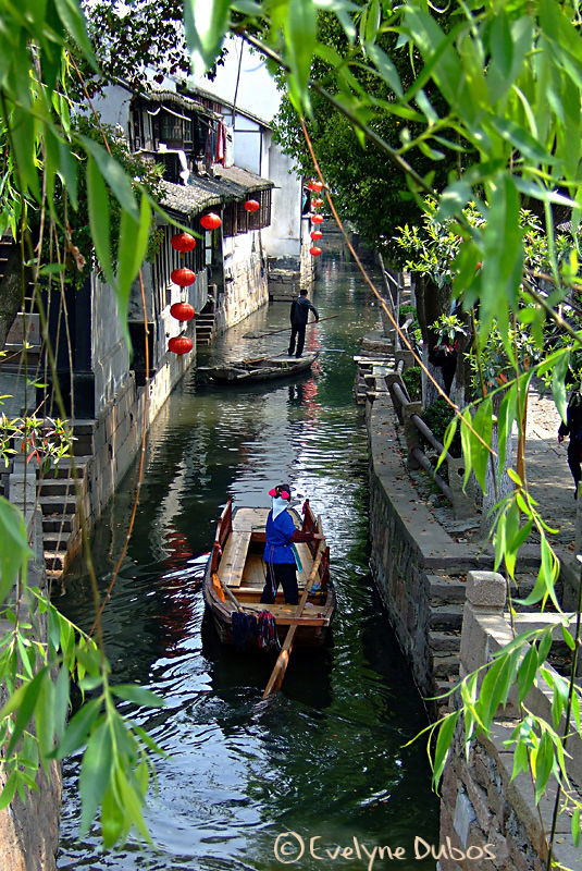 ... to the quietness & authenticity of Suzhou.