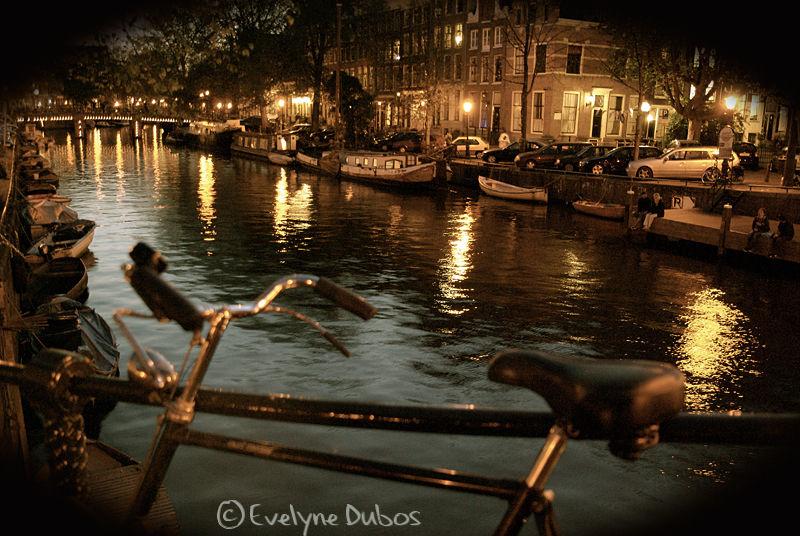 Quai de nuit (1) - (Amsterdam)