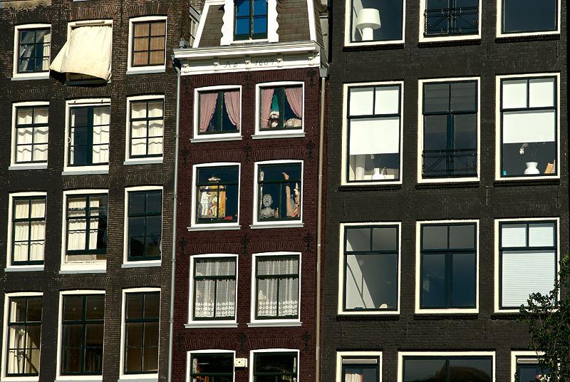 Fenêtres sur... Amsterdam. (1)
