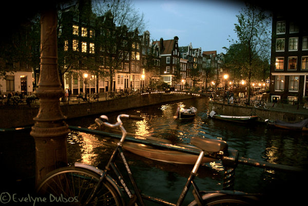 Quai de nuit (2) - (Amsterdam)