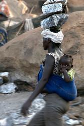 These incredible women... (Burkina Faso)