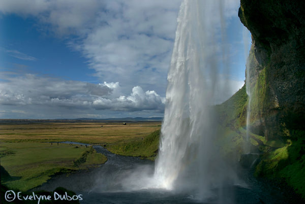 Iceland, country of water...