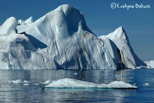 Les géants de glace (4)  - Groenland -