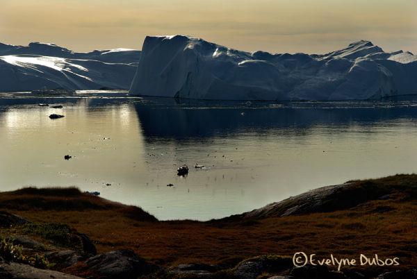 Les géants de glace (2)  - Groenland -