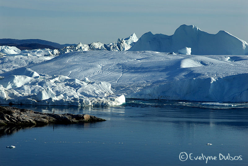 Seul au monde...  - Groenland -