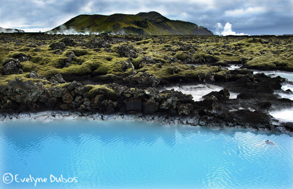 Blue lagoon  (2)  -Iceland-