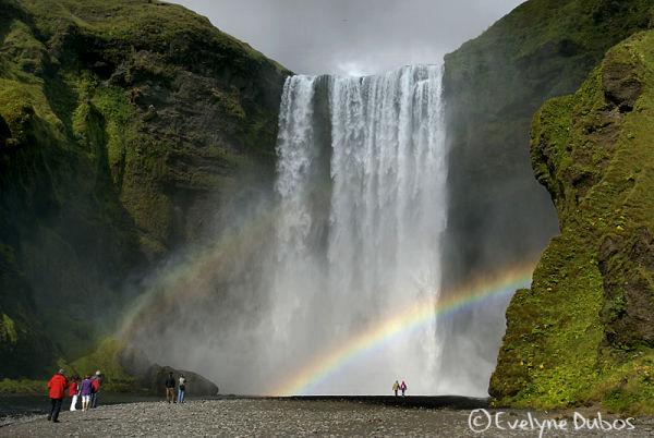 Quand la nature fait son show  (Islande)