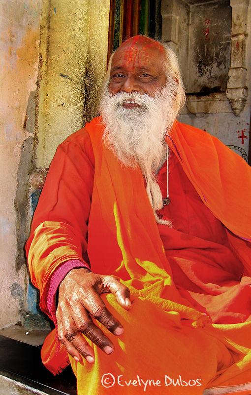 Une vie de sagesse...  (Inde)