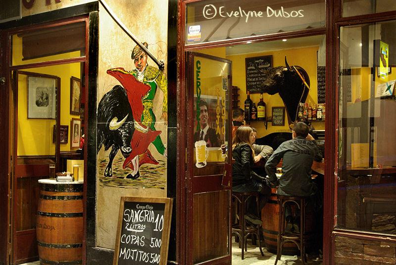 Les nuits Madrilènes  - 2 -