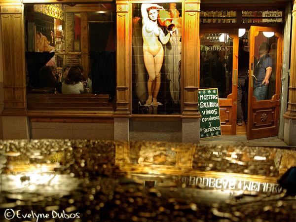 Les nuits Madrilènes  - 5 -