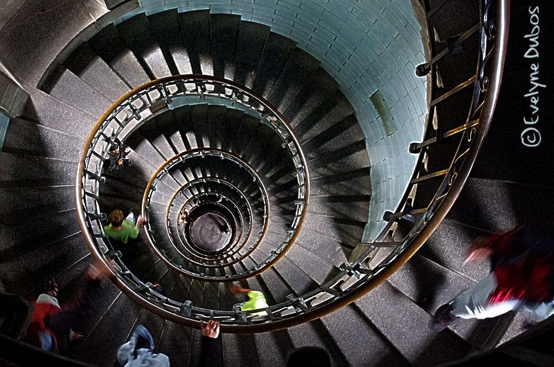 La spirale infernale.