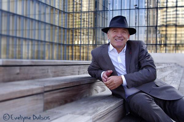 Daniel Le Scornet  -portrait 1-