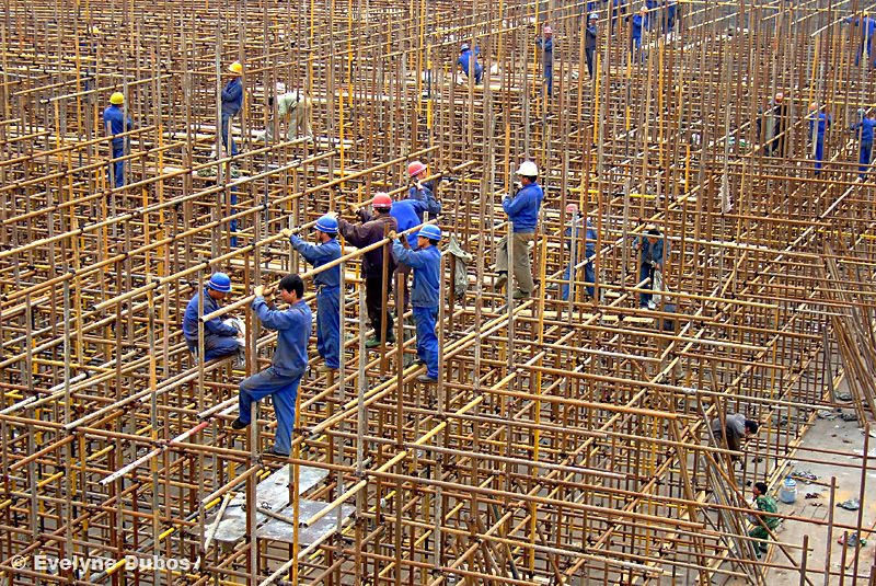 Men at work - 2 -  (China)