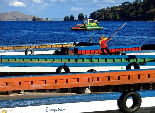 A3-Thérapy(71) : Le ferry du lac Titicaca