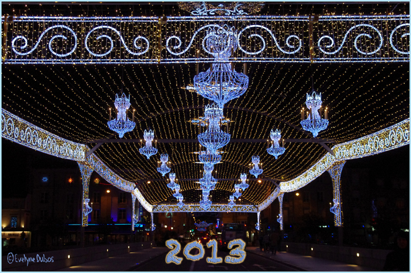 Les lumière de Laval (3) : En route pour 2013...