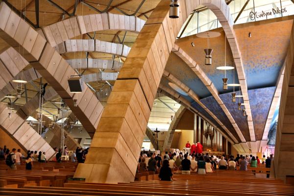 Basilique St Pio.