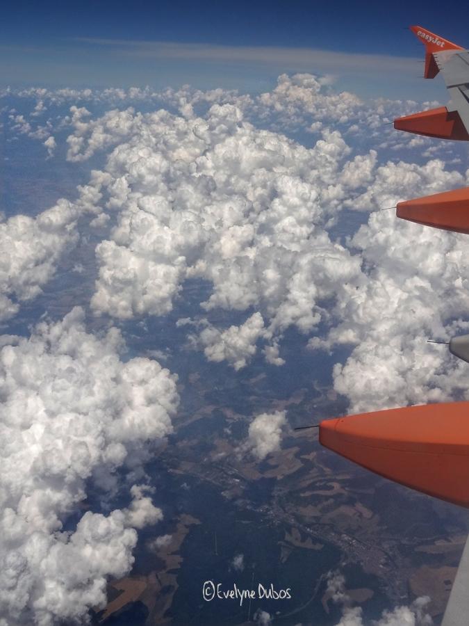 Sur un p'tit nuage...