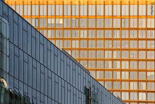 Géométrie urbaine.