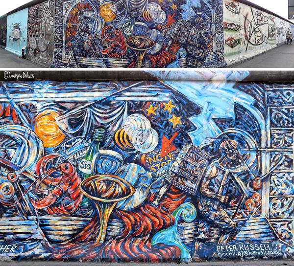Le Mur : morceaux choisis  - 2 -