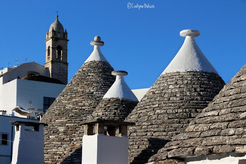 Les trulli d'Alberobello  2