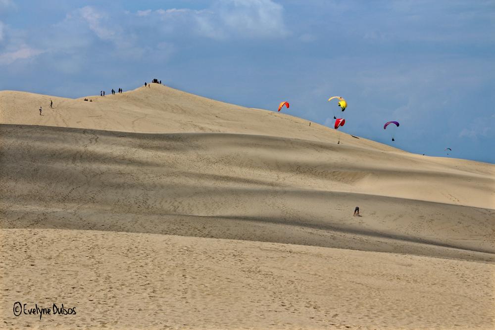 Des airs de désert...