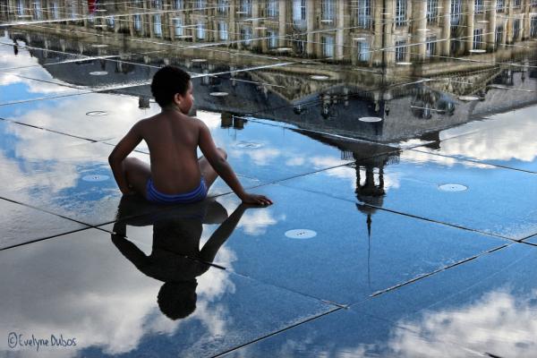 Miroir d'eau. (5)