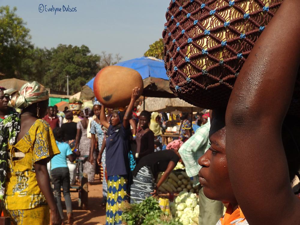 Jour de marché à Banfora.