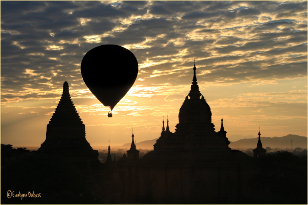 Magical Bagan.