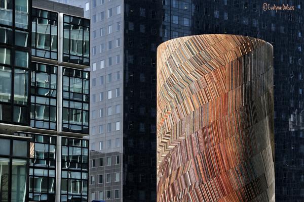 Formes & couleurs à La Défense (1)