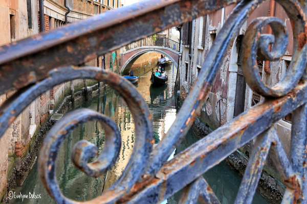 Venise, les canaux (1)