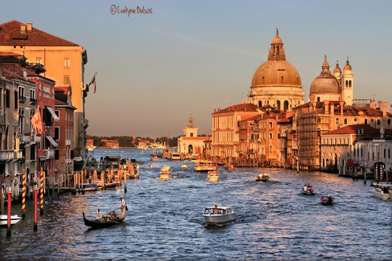 Venise, les canaux (2)