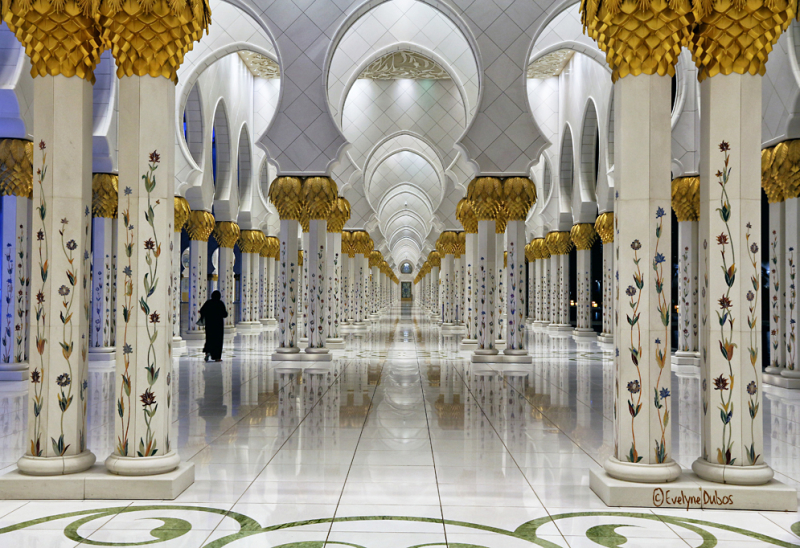 Sheikh Zayed Grand Mosque (2)