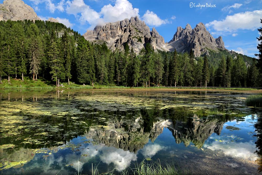 Lago di Antorno.