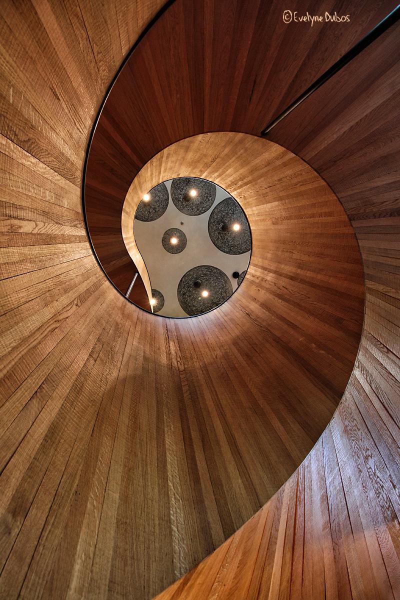 Escaliers Londoniens (1)