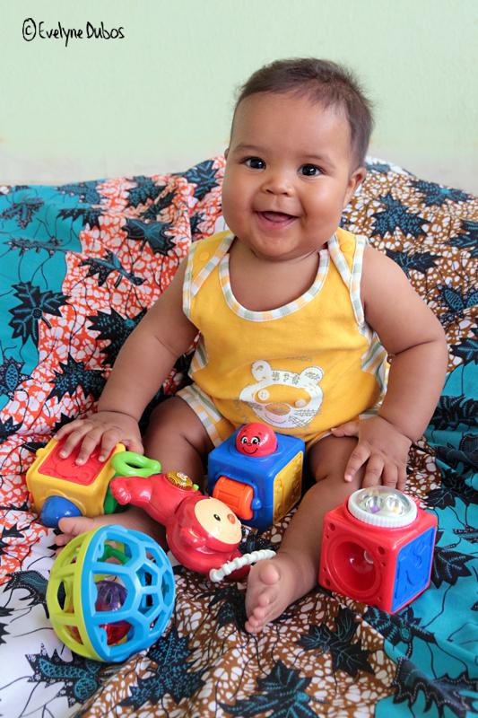 Noah ( 5 mois )