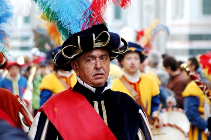 Capodanno Toscano 2008 Firenze