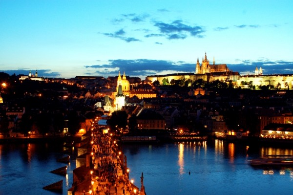 Praga panoramica