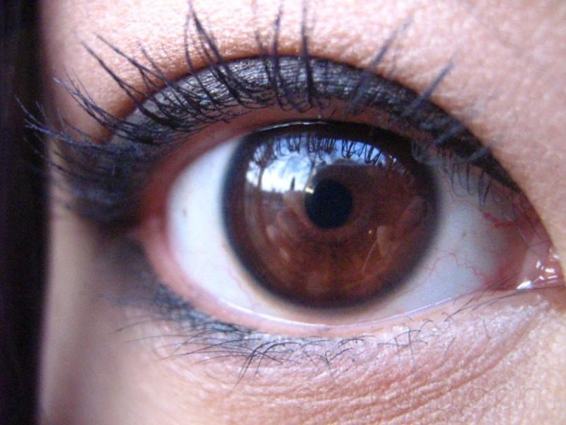 eye ball, lashes, maimee