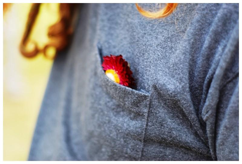 Jake's pocket.