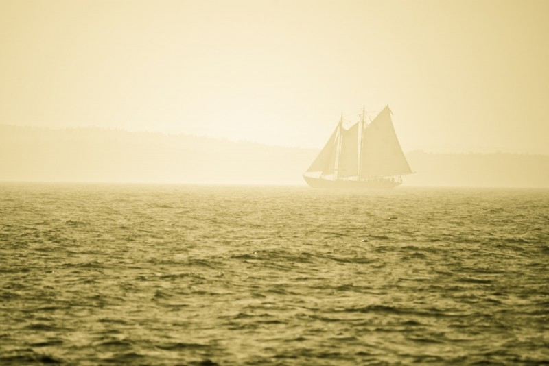 Arctic Schooner Bowdoin