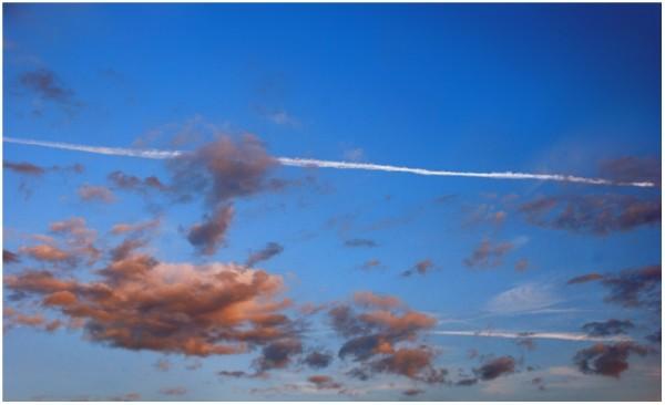 Clouds Sunset Columbia SC