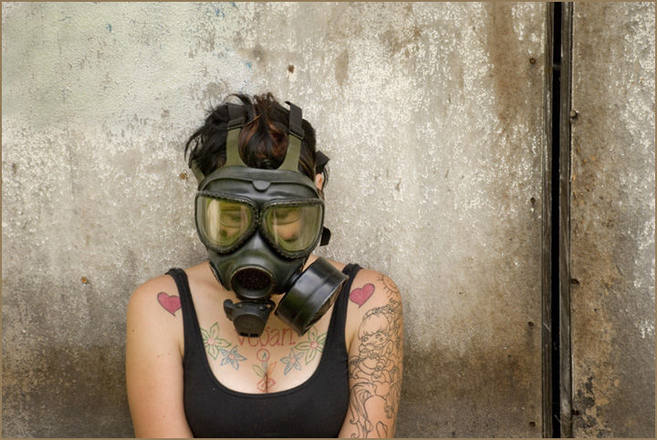 More Gas Mask!