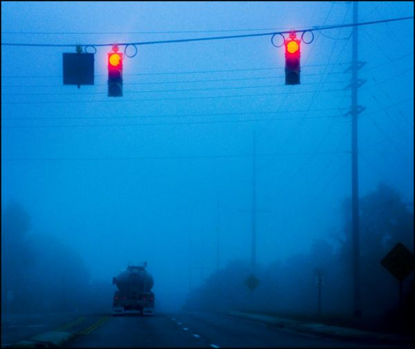 Blue Morning IV